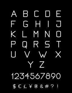 Rombo typeface