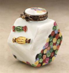 Limoges Candy Jar Box The Cottage Shop