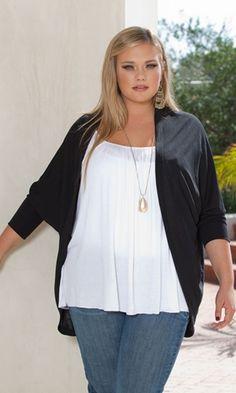 Curvalicious Clothes :: Plus Size Outerwear