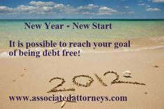 Never too late to start. It's still a New Year! #DebtFree