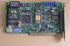 1PC USED GOOD PCL-818HD HIGH-PERF DAS REV.A2 (by DHL or EMS) #F4771 CY.