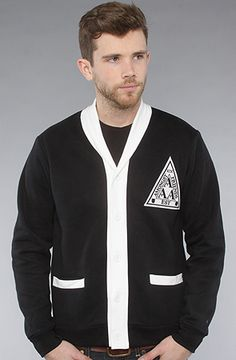 $35 Amongst Friends The Lambda Cardigan in Black (Exclusive/LTD) #swag - Use repcode SMARTCANUCKS for 10% off on #PLNDR - http://www.lovekarmaloop.com