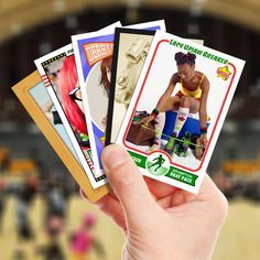 Make Your Own Roller Derby Card