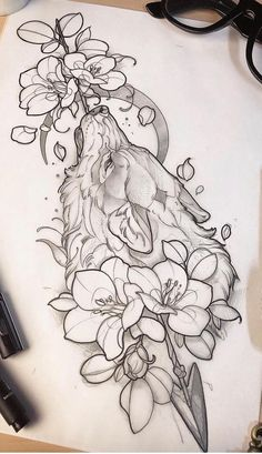 35 ideas for great tattoo designs - # for - diy tattoo images - Best Tattoo Share Great Tattoos, Trendy Tattoos, Beautiful Tattoos, Body Art Tattoos, New Tattoos, Tattoos For Women, Awesome Tattoos, Awesome Drawings, Women Thigh Tattoos