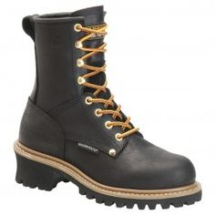 Carolina Women's Boots Waterproof Logger - 420 & 1420