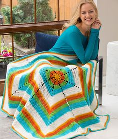 Bright & Breezy Throw