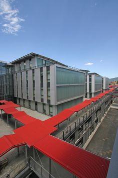 studio granma architetti associati: snos multifunctional center