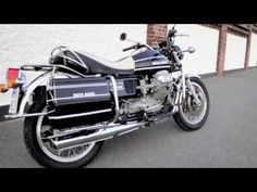 Moto Guzzi Motorcycles, Motorcycle Posters, Custom Bikes, California, Classic, Youtube, Inspiration, Vintage, Old Motorcycles