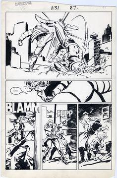 David Mazzucchelli's Daredevil: Born Again Artist's Edition