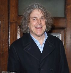 HAPPY 55th BIRTHDAY to ALAN DAVIES!! 3/6/21 Born Alan Roger Davies, English stand-up comedian, writer, actor and TV presenter. He has played the title role in the BBC mystery drama series Jonathan Creek since 1997, and has been the only permanent panellist on the BBC panel show QI since 2003, outlasting original host Stephen Fry (2003–16), who was replaced by Sandi Toksvig upon his departure.