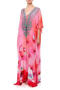 4f2e88ff9e Designer Kaftan | Silk Kaftan Dresses | Shahida Parides - Shahida Parides®  Silk Kaftan,