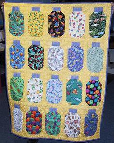 Gumball Machine Quilt Block Pattern. Grandma should totally make ... : pictorial quilt blocks - Adamdwight.com