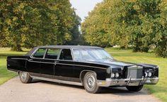1972 Lincoln Continental Limousine