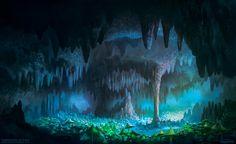 Fungal Farm by FerdinandLadera on deviantART