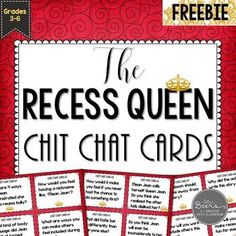 The Recess Queen Chi