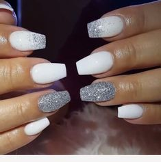 Trendy Nails 93 Best Eye-catching Glitter Nails Inspirational Ideas You Should Try 2019 - Page 74 of 93 - Diaror Diary շօյգօԴօկ Acrylic Nails Coffin Short, Best Acrylic Nails, Summer Acrylic Nails, Coffin Nails, Aycrlic Nails, Swag Nails, Manicure, Fire Nails, Ballerina Nails