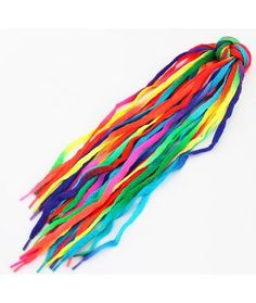 Rainbow colour shoelaces Rainbow Colors, Have Fun, Colour, Outdoor Decor, Jewelry, Home Decor, Homemade Home Decor, Jewlery, Jewels