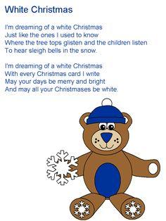 Christmas Songs For Toddlers, Christmas Carols Songs, Christmas Songs Lyrics, Christmas To Do List, Christmas Sheet Music, Christmas Program, Christmas Love, Grinch Christmas, Preschool Christmas