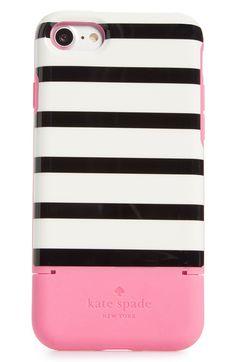 kate spade new york stripe credit card iPhone & Plus case Iphone 7, Iphone Cases, Apple Iphone, Kate Spade Office Supplies, Kate Spade Tumbler, Kate Spade Outlet, Walpaper Iphone, Kate Spade Handbags