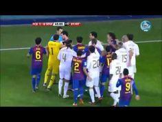 En saygısız ve acımasız 10 futbolcu - YouTube