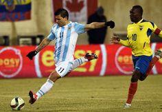 MANDIRI88 MASTER AGEN BOLA SBOBET, TOGEL & LIVE CASINO BANK BCA MANDIRI BNI BRI -  PREVIEW Kualifikasi Piala Dunia 2018 Zona Conmebol: Argentina - Ekuador