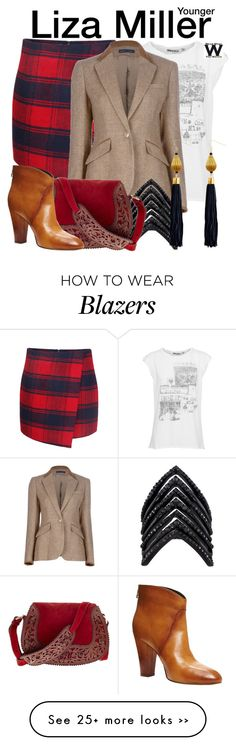"""""""Younger"""" by wearwhatyouwatch on Polyvore"""