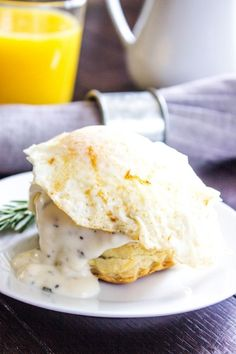 SAUSAGE BREAKFAST POT PIE - homemade rosemary gravy smothers a flaky puff pastry stuffed with sausage and is topped with an egg your style. Your breakfast has reached comfort food bliss. Vegetarian Breakfast, Sausage Breakfast, Eat Breakfast, Brunch Recipes, Appetizer Recipes, Breakfast Recipes, Brunch Ideas, Breakfast Ideas, Make Ahead Breakfast Burritos