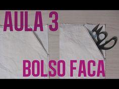 Bolso faca Aula 3 de BOLSOS Alana Santos Blogger - YouTube