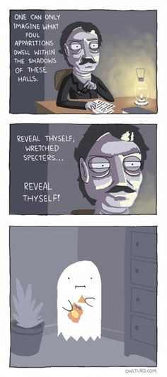 What Most Ghosts Are Like