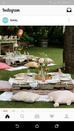 Outside party idea