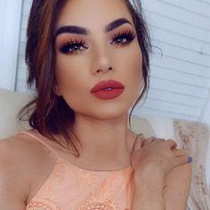 "Spring Makeup 506 Likes, 16 Comments - Kayleigh Noelle (@kayleighnoellexo) on Instagram: ""Filmed this look for you guys!  It'll be up today ♡"" #summermakeuplooks"