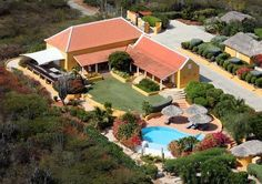 Het Koetshuis @ Landhuis Jan Thiel self catering Curaçao accomodations