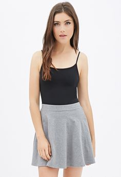 Classic Solid Cami | FOREVER21 - 2055878891