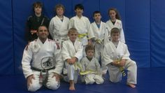 Youth BJJ seminar with Gustavo Machado at our Grand re-Opening event!