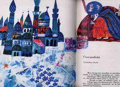 Морские сказки - иллюстратор Борислав Стоев