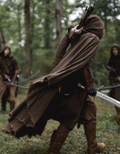 Medieval ranger coat - linen-Mittelalterliche Ranger Mantel – Leinen Hey, I found this great Etsy article at - Fantasy Inspiration, Story Inspiration, Character Inspiration, Narnia, Larp, Fantasy World, Fantasy Art, Armadura Cosplay, Stickers Kawaii