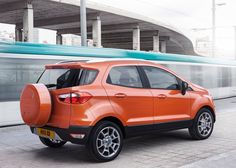 I like this little SUV, the Ford-EcoSport.  Interested to see the pricing here in South Africa