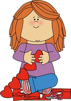 Free Valentine's clip art from mycutegraphics.com