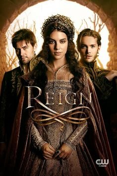 Reign: They're French and Scottish, yet they all speak with English accents? Huh?
