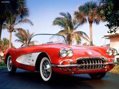 1961 Corvette Classic