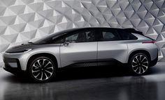Faraday Future revealed the FF 91 , Car News - K4car.com