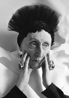 """Dame Edith Louisa Sitwell DBE (7 September 1887 – 9 December 1964) was a British poet and critic.""""I am not eccentric. It's just that I am more alive than most people. I am an unpopular electric eel set in a pond of goldfish.""""_ Edith Sitwell"""