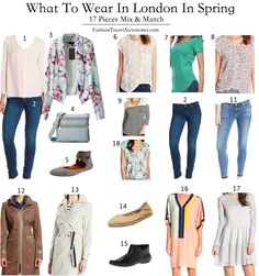 What to wear in london: summer, winter, spring, autumn style guide travel: Winter Outfits For Work, Spring Outfits, Outfit Winter, Stylish Outfits, Cool Outfits, London Summer, London Outfit, Travel Clothes Women, Travel Outfit Summer