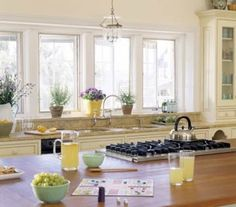 kitchenwindow love deep window sills perfect for an indoor herb garden : sink windows window love