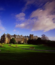 The Gleneagles Hotel - Perthshire, Scotland (Home of the 2014 Ryder Cup)