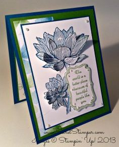 People Like You, Occasions Mini catalog, Stampin' Up!