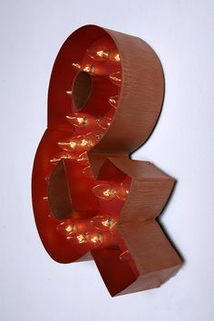 UrbanOutfitters.com > Ampersand Marquee Light