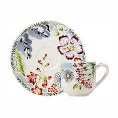 Gien Flora Dinnerware | Artedona.com