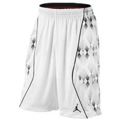 Jordan Franklin Street Knit Short - Men's - Basketball - Clothing - Dark Grey/Black