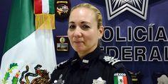Designan a mujer al frente de División de la Policía Federal